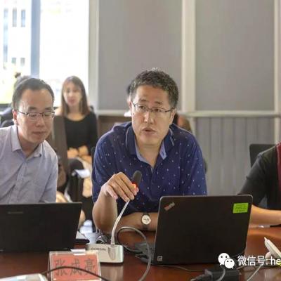 香港时尚设计界横琴寻合作机遇——比邻客CEO李双柱参会发言